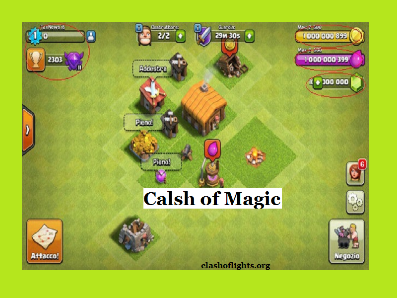 Clash Of Magic S3 Download Game Linksupport